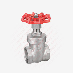 Thread End Gate Valve