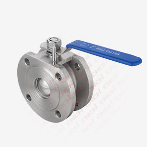 Italian Type Thin Ball Valve