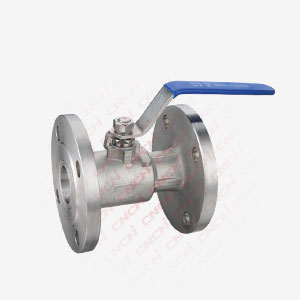 1pc Type Flange Ball Valve